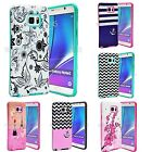 Ultra Slim Hybrid Rubber Protective Phone Case Cover For Samsung Galaxy Note 5