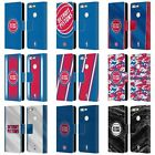 OFFICIAL NBA DETROIT PISTONS LEATHER BOOK WALLET CASE FOR GOOGLE PHONES on eBay