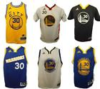 New Steph Curry #30 Warriors YOUTH S-M-L-XL Replica or Swingman Adidas Jersey