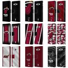 OFFICIAL NBA MIAMI HEAT LEATHER BOOK WALLET CASE FOR SAMSUNG PHONES 3 on eBay