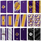 NBA LOS ANGELES LAKERS LEATHER BOOK WALLET CASE COVER FOR SAMSUNG GALAXY TABLETS on eBay
