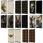 OFFICIAL ANNE STOKES STEAMPUNK LEATHER BOOK WALLET CASE COVER FOR AMAZON FIRE