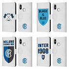 INTER MILAN 2017/18 KNOCKOVER LEATHER BOOK WALLET CASE COVER FOR XIAOMI PHONES $19.95 USD on eBay