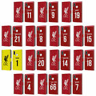 LIVERPOOL FC 2018/19 PLAYERS HOME KIT 1 PU LEATHER BOOK CASE FOR XIAOMI PHONES $19.95 USD on eBay