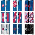 OFFICIAL NBA DETROIT PISTONS LEATHER BOOK WALLET CASE FOR XIAOMI PHONES on eBay