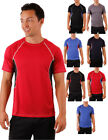 New Dri Fit Workout Short Sleeve Top Basketball Fitness Activewear Top Gym Top