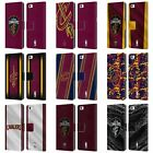 OFFICIAL NBA CLEVELAND CAVALIERS LEATHER BOOK WALLET CASE FOR HUAWEI PHONES 2 on eBay