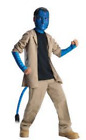 Boys Child James Camerons Avatar Deluxe Jake Sully Hunter Costume W/ Mask