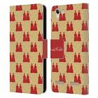 OFFICIAL FRIDA KAHLO SELF-PORTRAITS LEATHER BOOK WALLET CASE FOR LENOVO PHONES