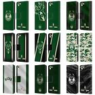 OFFICIAL NBA MILWAUKEE BUCKS LEATHER BOOK WALLET CASE COVER FOR LENOVO PHONES on eBay