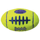 KONG AIRDOG SQUEAKER FOOTBALL DOG TOY BALL