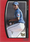 2009 Topps Unique Red Parallel Rookie /1199 You Pick the Card Finish Your Set