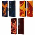 OFFICIAL CHRISTOS KARAPANOS PHOENIX 3 LEATHER BOOK CASE FOR XIAOMI PHONES