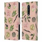 JULIA BADEEVA ASSORTED PATTERNS 3 LEATHER BOOK CASE FOR BLACKBERRY ONEPLUS