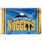 Denver Nuggets Column Flag 3Ft X 5Ft Polyester Nba1 Banner Flying 90*150Cm on eBay