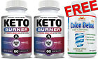 Potent Ketone Diet Fat Burner 60 Caps+ COLON PROBIOTIC CLEANSE WEIGHT LOSS $36.86 USD on eBay