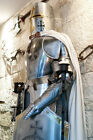 ARMOR COSTUME WAR BODY SUIT OF MEDIEVAL WEARABLE KNIGHT CRUSADER FULL SUIT GIFT