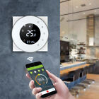 Digital WiFi Smart LCD Screen Electric Room Heating Thermostat Programmable F6V6
