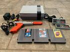 Kyпить Nintendo Nes Console System Super Mario Bros 1 2 3 Original OEM Polished 72 Pin  на еВаy.соm