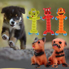 Pet Dog Cat Monkey / Hippo / Dog Sound Toy Pet Rubber Squeaky Bite Chew Toys