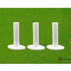 Rubber Golf Tees Various Heights Driving Range Mat Tees Value 3 Pack US Stock