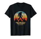 Hide and seek world champion shirt bigfoot is real funny