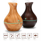 Essential Oil Aroma Diffuser USB LED Ultrasonic Humidifier Aromatherapy Purifier