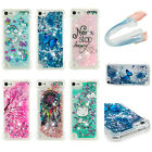 Dynamic Liquid Glitter Sand Hybrid Clear Phone Case For Apple iPod Touch 6 / 5