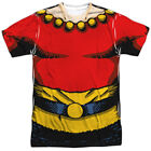 Authentic Flash Gordon Comic Book Costume Sublimation Allover Front T-shirt top