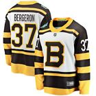 Patrice Bergeron Boston Bruins 2019 Winter Classic Mens Hockey Jersey XSSM