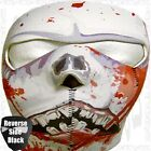 Skull Snowmobile Ski Paintball Jeep Cool Biker Neoprene Face Mask ATV Motorcycle