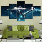 Star Trek Enterprise Ship 5 panel canvas Wall Art Home Decor Poster Print on eBay