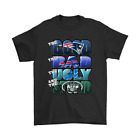 The Good Bad Ugly Stupid Mashup NFL New New England Patriots Football Shirt Men on eBay