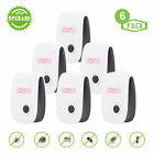 Ultrasonic Pest Repeller Electronic Plug In Control Repellent Reject Mice Bug US