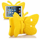 For New iPad 9.7 6th Gen 2018 Pro 2017 Kids EVA Foam Handle Butterfly Stand Case