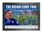 Leicester City 4 Football Club Premier League Champions Poster Sport On Court
