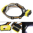 30000LM USB Rechargeable 5x T6 LED Headlamp Head Light Lamp Torch Flashlight R0