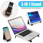 "Tablet Tripod Mount Clamp Holder Bracket 1/4""Thread Adapter For 7-10"" iPad Tab"