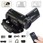 FULL HD 1080P 24MP 3*LCD 16X ZOOM Night Vision Digital Video DV Camera Camcorder