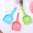 Mesh Scoop Spoon Animal Dry Food Feces Tool Sand Litter Pet Cat Kitten Plastic