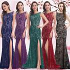 Ever-Pretty Women's Sleeveless Long Elegant Evening Party Ball Prom Dress 08859