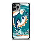 MIAMI DOLPHINS iPhone 6/6S 7 8 Plus X/XS XR 11 Pro Max Case Cover $15.9 USD on eBay