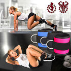 Ankle Strape Ankle Leg Cuffs D Ring Adjustable Weightlifting Gym Fitness Strap