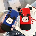 Cartoon 3D Mouse Ears Lovers UNBreak Phone Case Cover For Apple iPhone 6-XS MAX