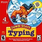 Kids Typing Keyboarding Grade School Learning Software PC Windows Sealed New