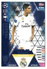 Match Attax CHAMPIONS LEAGUE 2018/19 18/19 REAL MADRID