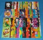 BETTY BOOP BASE SET TRADING CARDS ODDS DART - SELECT CARD $2.79 AUD on eBay