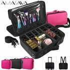 Extra Large Beauty Makeup Bag Cosmetic Box Jewellery Case Storage Holder