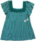 OLD NAVY NEW Women's Crochet Neck Short Sleeve Top Shirt Sizes M-XXL  Colors