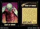 1964 Topps / Bubbles Inc Outer Limits #29 Night of Terror VG/EX